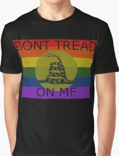 Don't Tread on Us Graphic T-Shirt