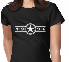Star Years 1996 Womens Fitted T-Shirt
