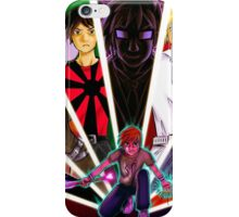 Wrath of the Evil Exes iPhone Case/Skin