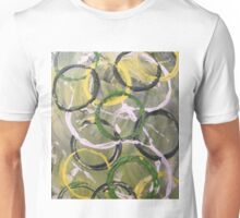 Hoops and Loops ©Cindy Williams Unisex T-Shirt