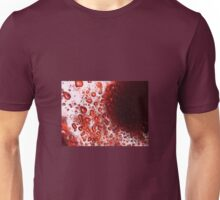 Red Drops Unisex T-Shirt