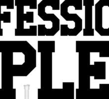 Professional Naplete I Sticker