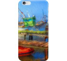 Little Harbour iPhone Case/Skin