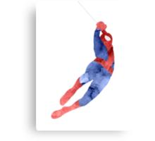 The Amazing Spider-man Canvas Print