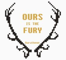 Ours is the Fury by zcyldchase