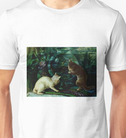 Curious Kittens Unisex T-Shirt