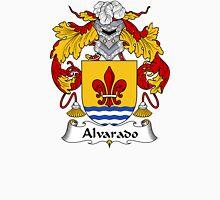 Alvarado Coat of Arms/Family Crest Unisex T-Shirt