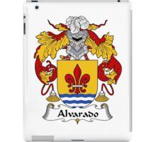 Alvarado Coat of Arms/Family Crest iPad Case/Skin