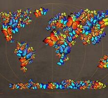map fatefully  by mark ashkenazi