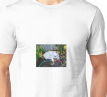 Casper!  I'll tend to the watering! Unisex T-Shirt