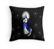 AND I WILL GIVE THEM THE MORNING STAR THROW PILLOW Throw Pillow