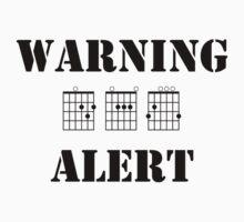 Warning, DAG alert Baby Tee