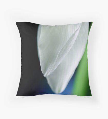 Avoir le toucher de la soie Pillow Throw Pillow