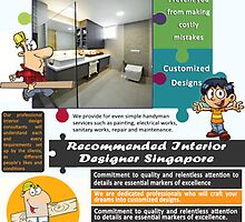 Modern Bathroom Designs Singapore by DesignSingapor