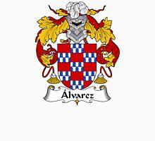 Alvarez Coat of Arms/Family Crest Unisex T-Shirt