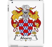 Alvarez Coat of Arms/Family Crest iPad Case/Skin