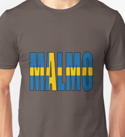 Malmo. Unisex T-Shirt