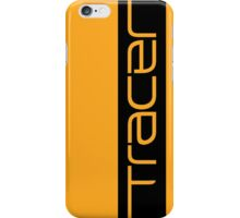 Overwatch Tracer Name iPhone Case/Skin