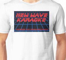 New Wake Karaoke - BladeRunner Font -  T-Shirt Unisex T-Shirt