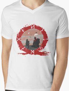 GoW4 Mens V-Neck T-Shirt