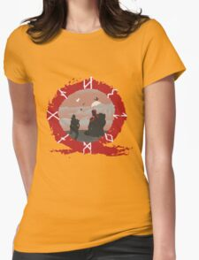 GoW4 Womens Fitted T-Shirt