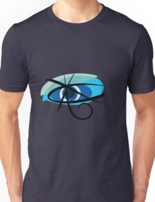 The third eye is blue Unisex T-Shirt