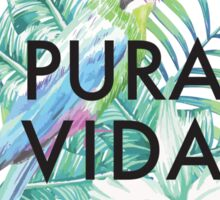 Pura Vida - Spread your wings Sticker