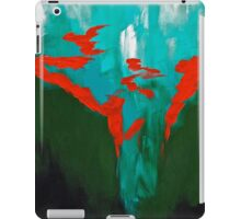A Touch of Red iPad Case/Skin