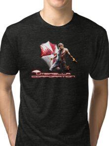 Umbrella Corporation Logo (resident evil) Tri-blend T-Shirt