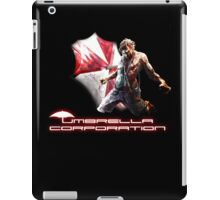 Umbrella Corporation Logo (resident evil) iPad Case/Skin