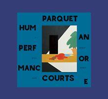 Parquet Courts Human Performance Unisex T-Shirt