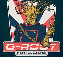 G-Root Fertilizers. by J.C. Maziu