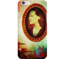 Portrait of a Mother iPhone Case/Skin