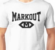Markout (Black) Unisex T-Shirt