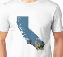 California: Balboa Park Unisex T-Shirt