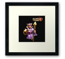 GRAND WARDEN COC Framed Print