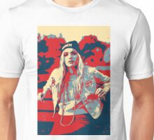 Gangster Girl Unisex T-Shirt