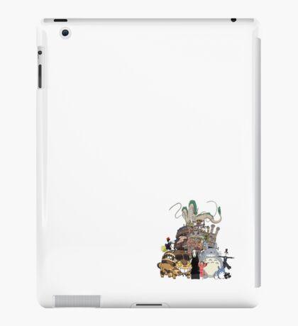 Ghibli Party iPad Case/Skin