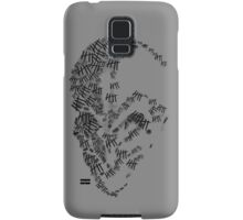 How many have you seen today? Samsung Galaxy Case/Skin