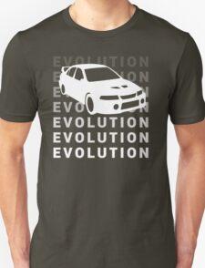 Mitsubishi Evolution JDM Car Shirt Unisex T-Shirt