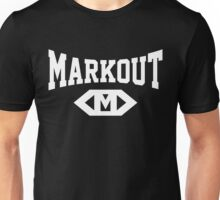 Markout  (White) Unisex T-Shirt