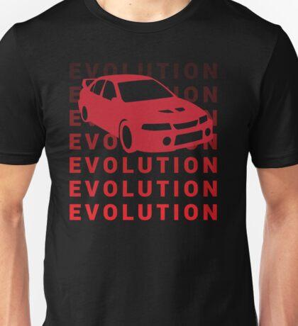Mitsubishi Evo JDM Car Shirt Unisex T-Shirt