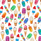 Summer Pops and Ice Cream Dreams by micklyn