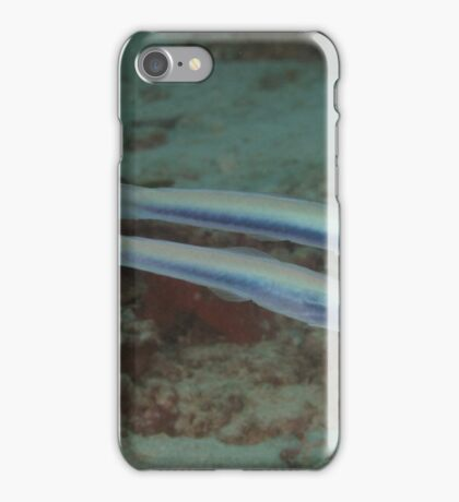 Threadfin Dartfishes iPhone Case/Skin