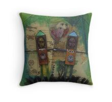 Love me do - Throw Pillow Throw Pillow