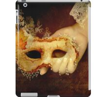 Think Of Me iPad Case/Skin