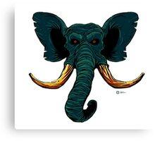The Mammoth  Canvas Print
