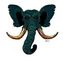 The Mammoth  Photographic Print