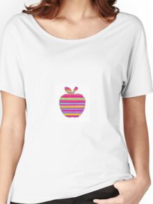 """The Big Apple"" by ELIOT RAFFIT (Stacking Colors) Women's Relaxed Fit T-Shirt"