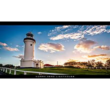 Norah Head Lighthouse Photographic Print